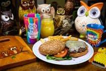 Classic Owl Burger