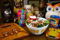 Owl Cobb Salad