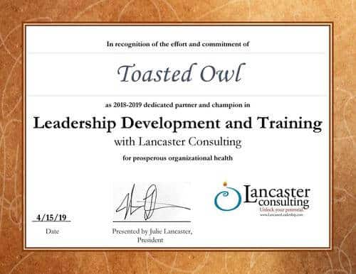 Lancaster Consulting Partner