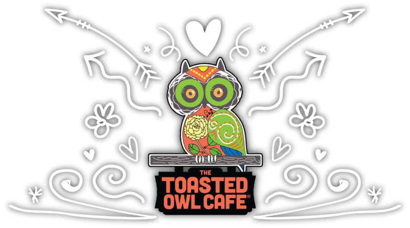 Toasted Owl Main Logo