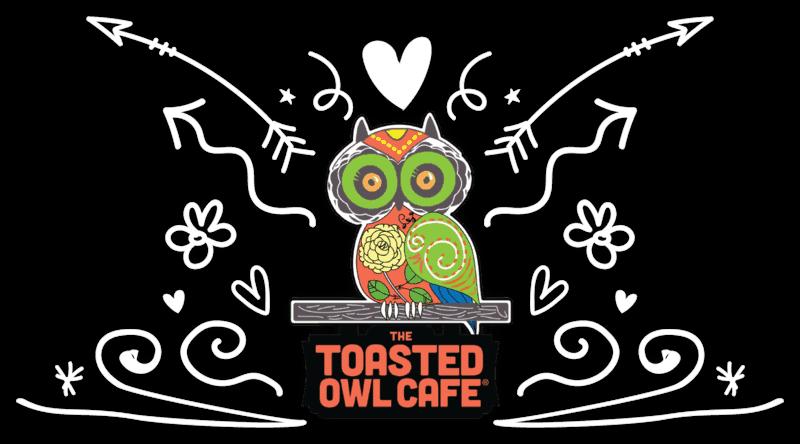 Toasted Owl Main Logo